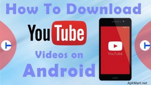 how to download youtube videos in android mobile