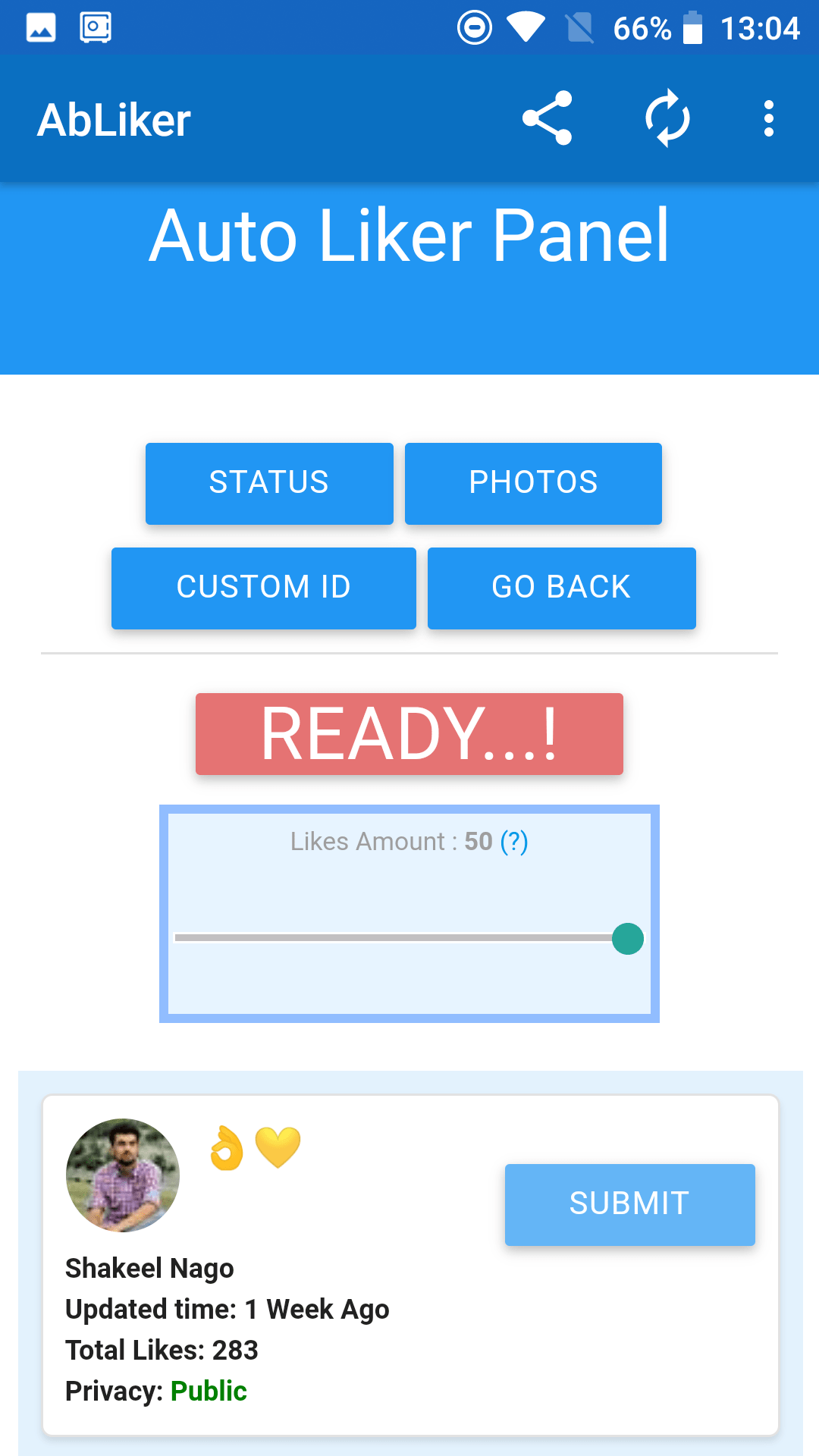 AbLiker APK Download (Latest Version) v2 2 for Android