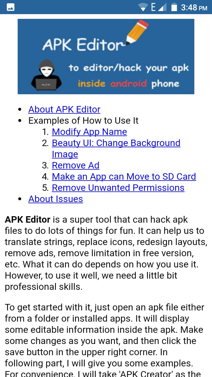 APK Editor Pro APK Download (Latest Version) v1 10 0 [No Root]