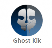 Ghost Kik (Modded Kik)
