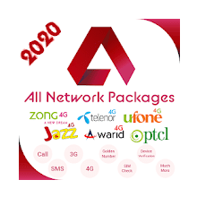 All Network Packages 2020 APK