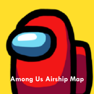 Among Us Airship Map Apk